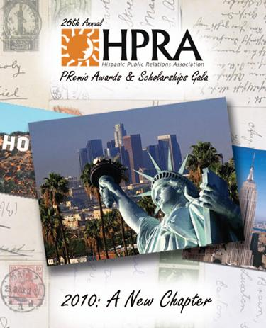 26th Annual HPRA PRemio Awards and Scholarship Gala