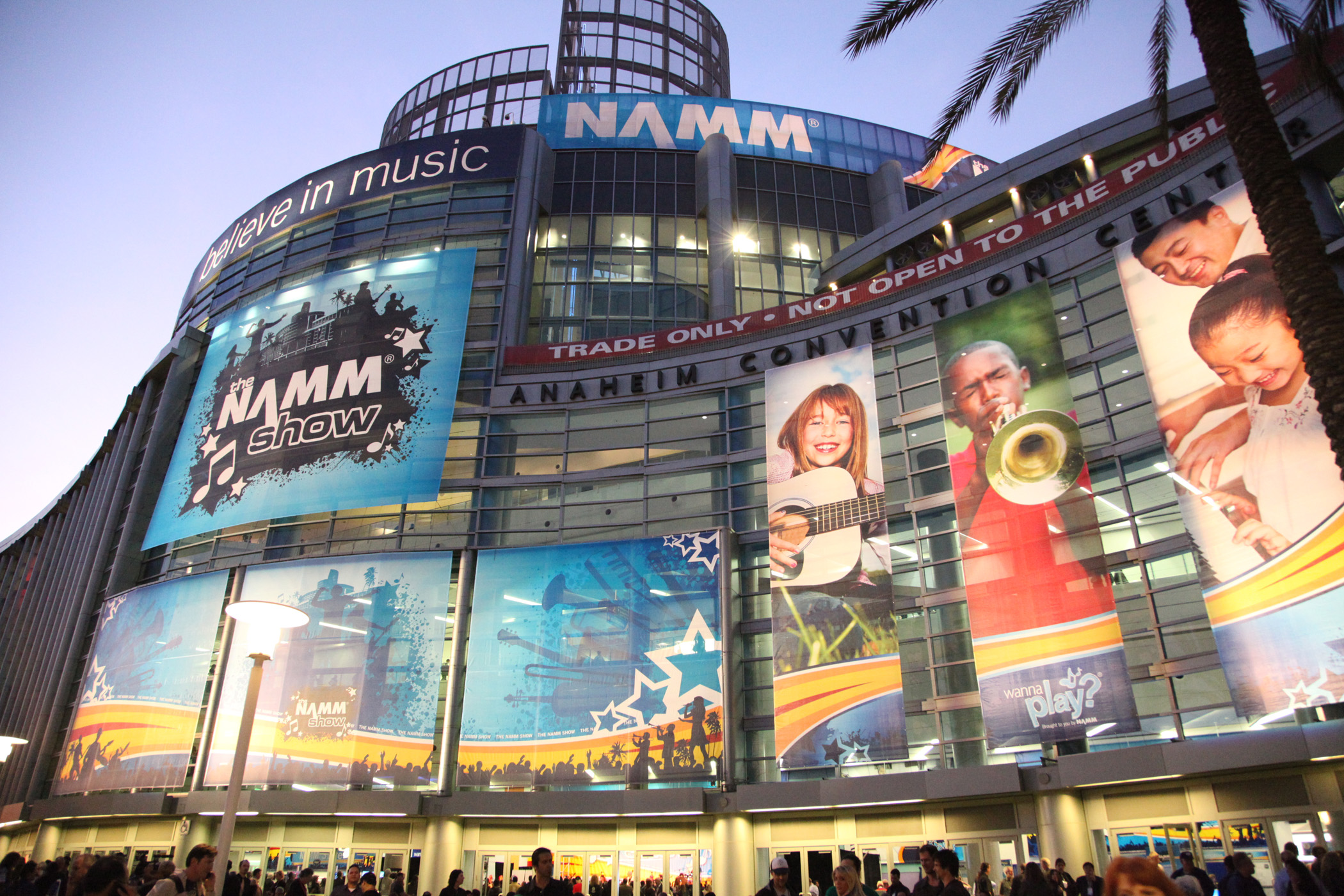 Countdown begins: NAMM, see you soon!