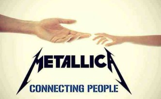 Metallica makes the world a better place.