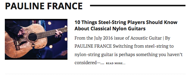If You Play Steel-String But Want to Explore Classical, Read This