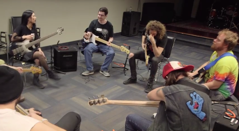 Hilarious Video Shows Bass Players' Daily Struggles